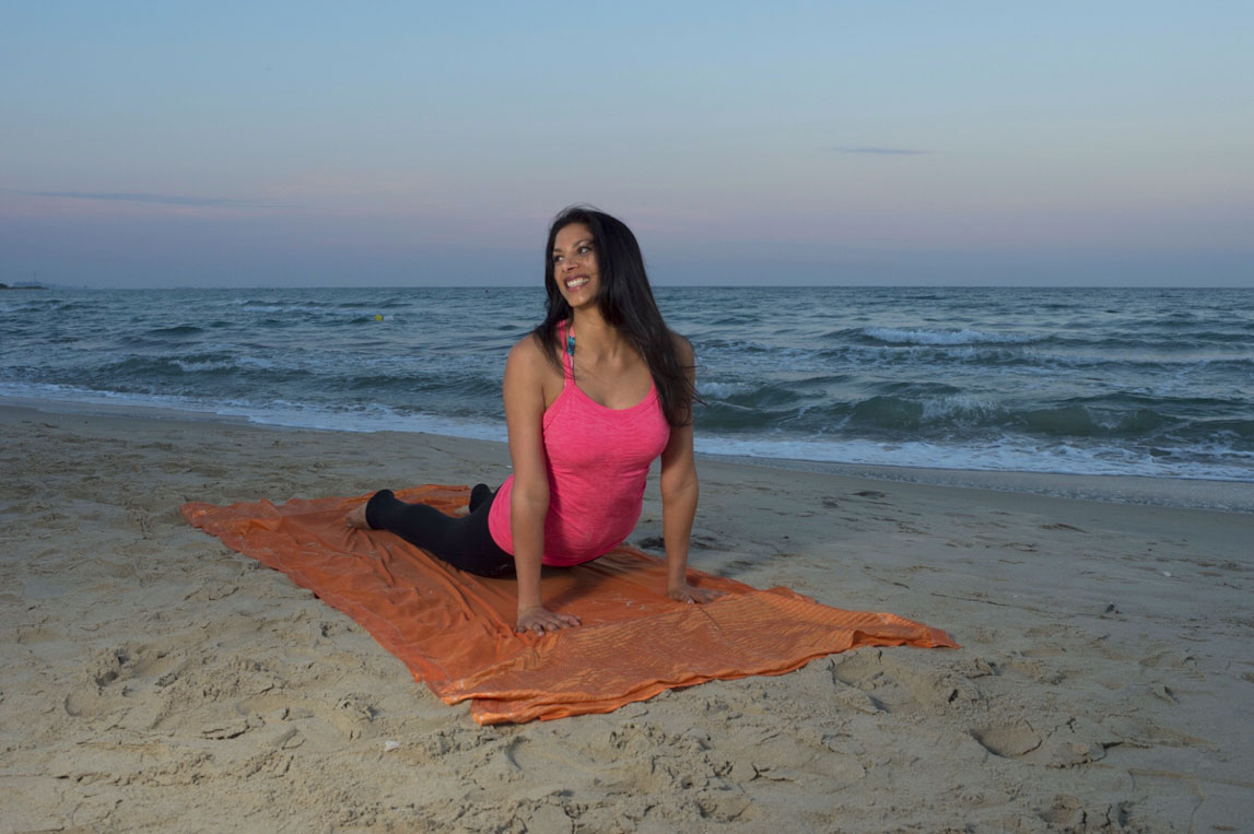 Julie Meo - Yoga Life - Sessions
